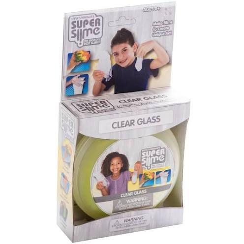 Clear Glass Slime