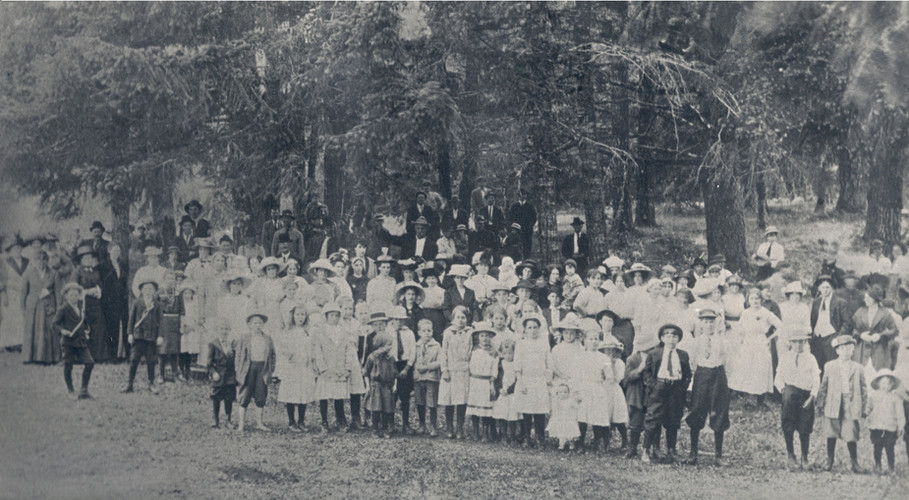 First Ever Pioneer Picnic