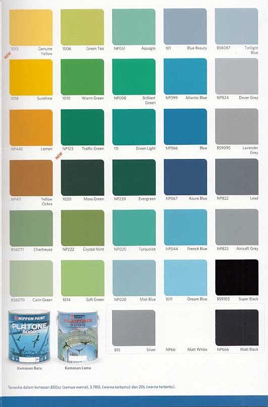 Tb Sarana Nippon Paint Colour Creations Centre View