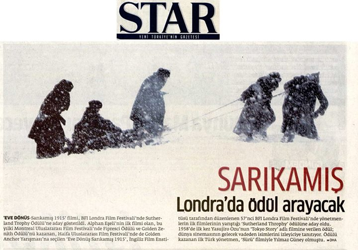 Star Newspaper Turkey