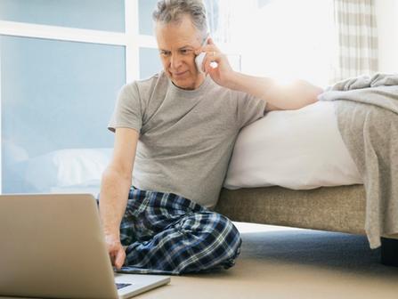 """Bir iş sürekliliği gereksinimi olarak """"Evden Çalışma"""" ve iki temel ihtiyaç."""
