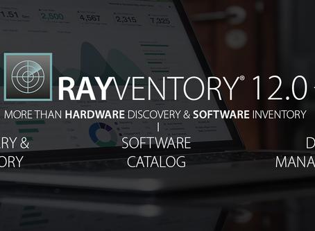 Envanterin Yeni Boyutu: RayVentory 12.0