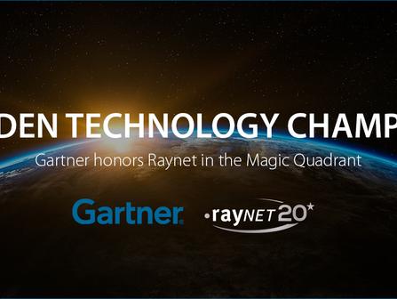 """Gartner Magic Quadrant'ta Raynet """"Gizli Teknoloji Şampiyonu"""""""