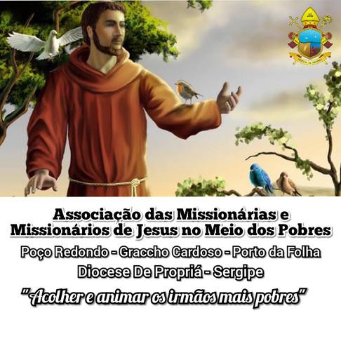 A Associação de Missionárias(os) de Jesus no Meio dos Pobres