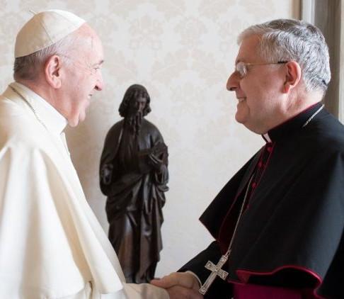 Nomeado o novo Núncio Apostólico para o Brasil