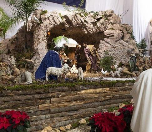 """""""Admirável sinal"""" é a nova Carta Apostólica do Papa sobre o presépio"""