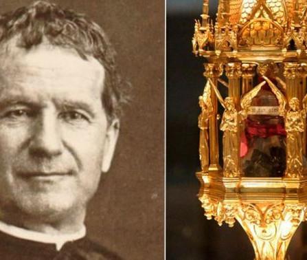 Relíquia de Dom Bosco é roubada na Itália.