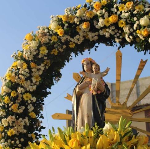 Novenário e Festa de Santa Rosa de Lima, em Poço Redondo