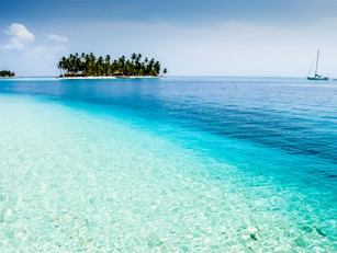 Ponto de parada no Panamá: Arquipélago de San Blas