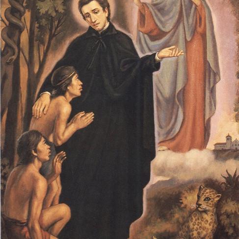 O jovem enfermo que se tornou o Apóstolo do Brasil