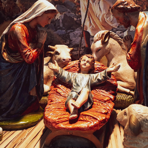 Natal é tempo de festa e alegria