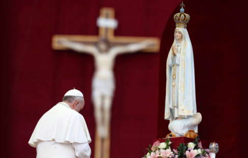 Carta do Papa Francisco a todos os fiéis para o mês de maio de 2020