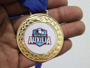 10 de Junho será o final da Copa Auxilia