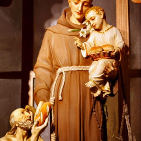 Festa de Santo Antônio será celebrada em Paróquias da Diocese