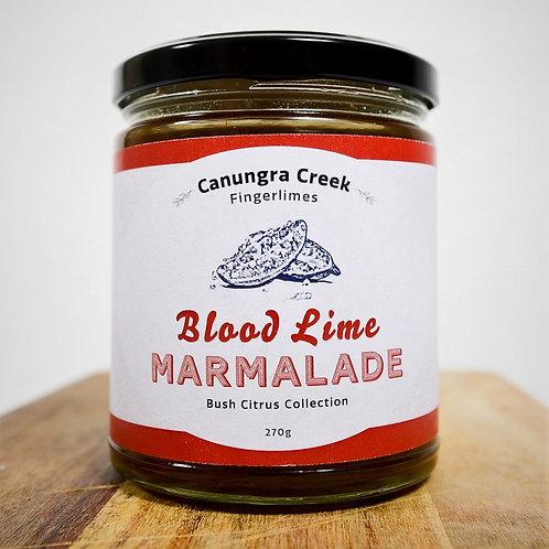 Blood lime marmalade 270ml