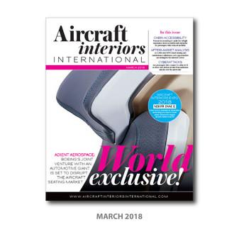 Aicraft Interios International Magazine