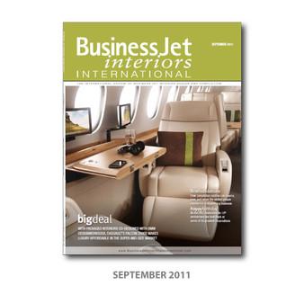 Business Jet Interiors International Magazine