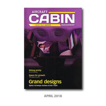 Aicraft Cabin Management Magazine