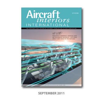 Aicraft Interiors International Magazine