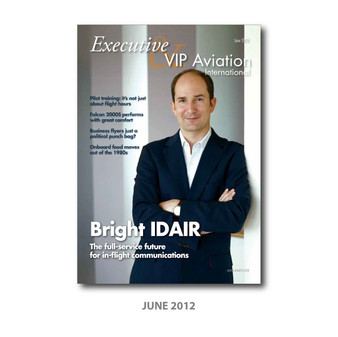 Executive & VIP Aviation Magazine