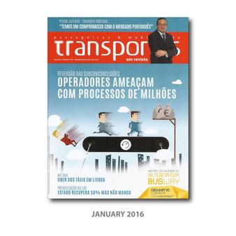 Transportes em Revista Magazine