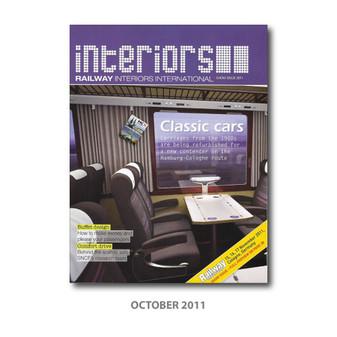 Interiors Railway Magazine