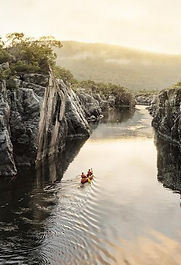 Header Clarence Valley Gorge - Image My