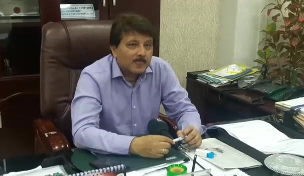 Interview with Dr. Mohammed Taufiq, Medical Superintendent