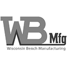 Wisconsin Bench-Greyscale Logo.png