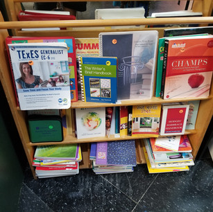 Teacher Workbooks