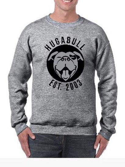 """HugABull est. 2003"" Unisex Crew Neck Sweatshirt"