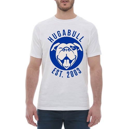 """""""HugABull Est.2003"""" Unisex T-shirt"""