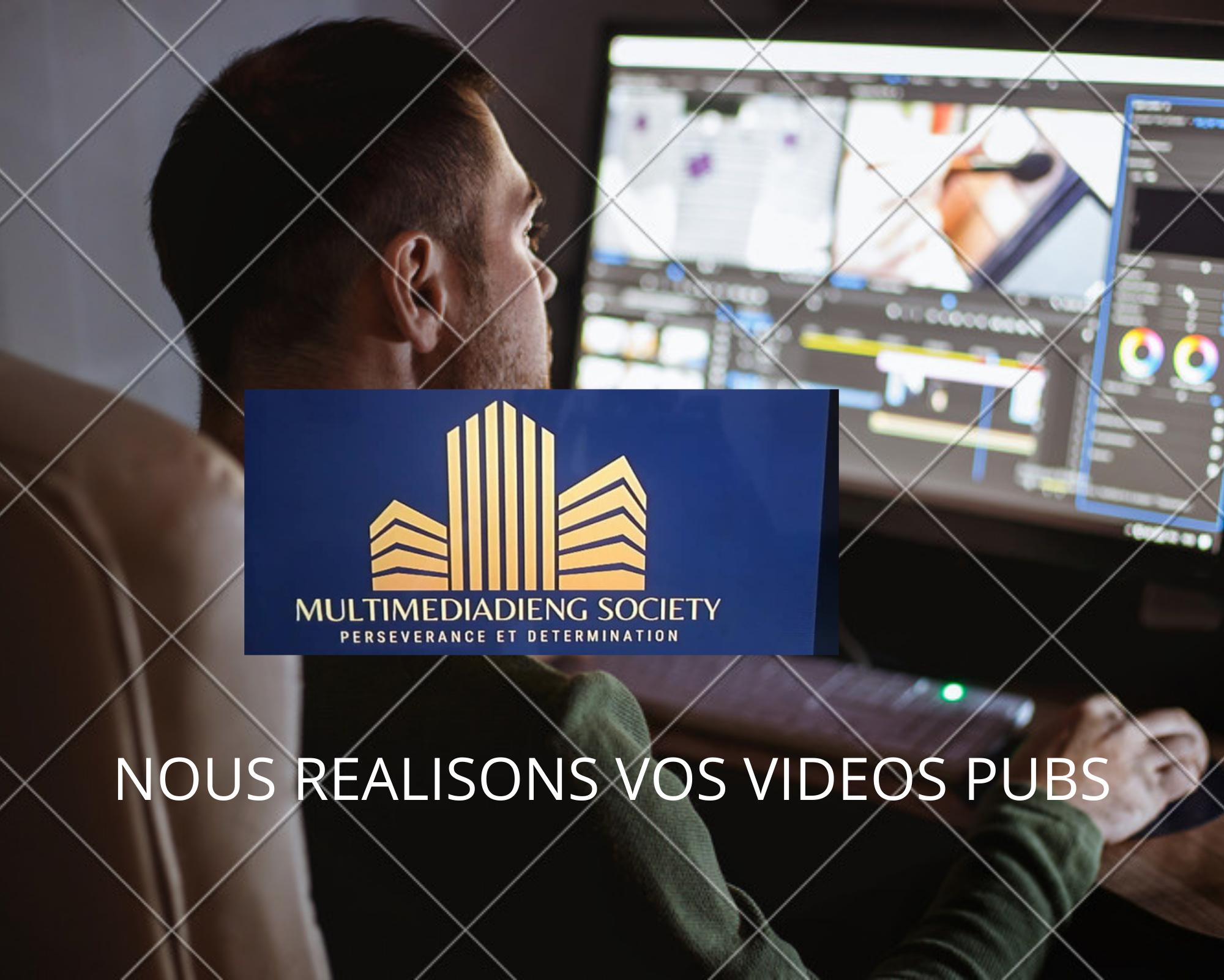 VIDEO PUBLICITE PROFESSIONNEL