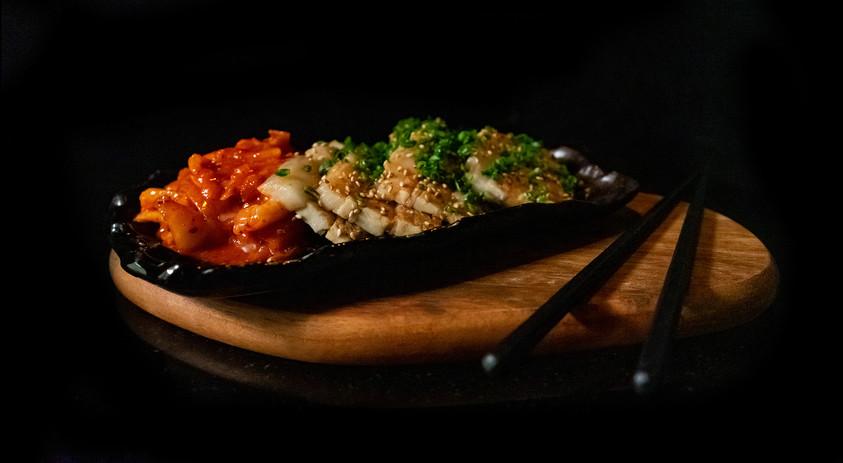 SABU - Pork With Kimchi