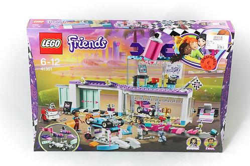 Lego Friends Tuning Werkstatt