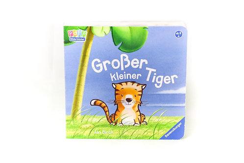 Buch Großer kleiner Tiger