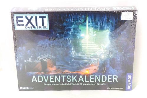 Exit Adventskalender Geheimnisvolle Eishöhle