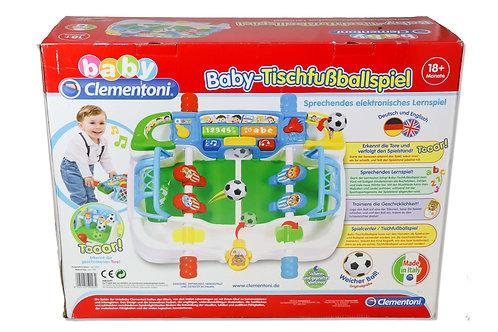 Baby Tischfußballspiel