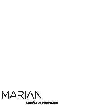 Marian Larrea | Diseño de interiores
