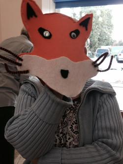 Foxy lady!