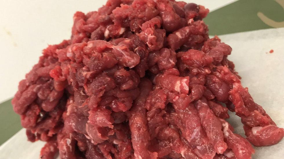Venison Steak Mince