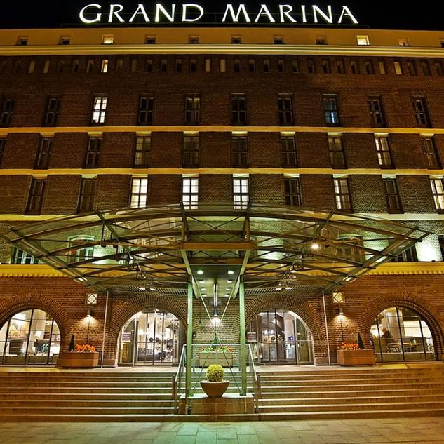 Scandic Grand Marina Hotel. Helsinki.