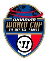 MCN Warrior u17 World Cup Meribel Logo.png