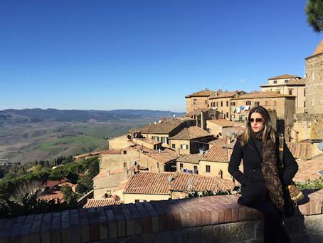 Toscana destino Romântico para Lua de Mel