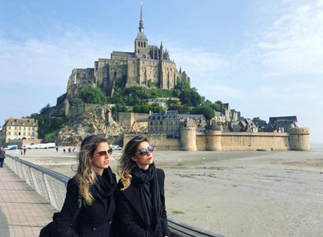 Explorando Bélgica passando pela Normandia e Provence na França!