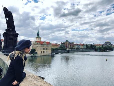 Praga umas das cidades mais Belas do mundo!!!