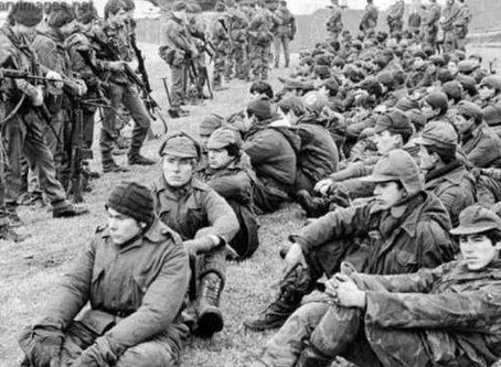 2 de abril: día del veterano y de los caídos en Malvinas