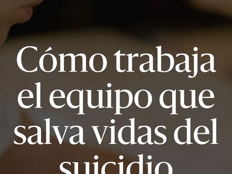 El Centro de Asistencia al Suicida en RED/ACCIÓN