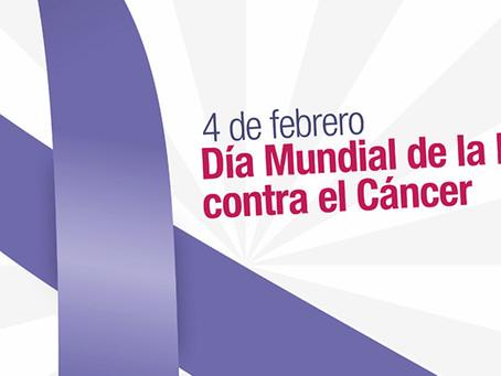 4 de Febrero, día mundial de la lucha contra el cáncer: Desde el centro de Asistencia al Suicida nos