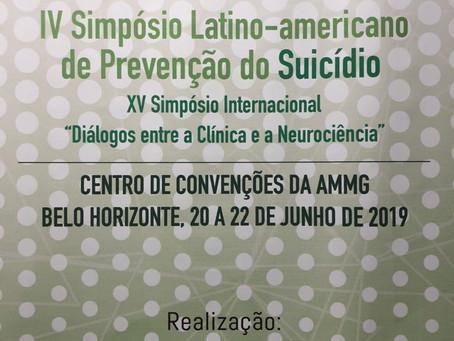 El Centro de Asistencia al Suicida presente en el IV Simposio Latinoamericano de Prevención del Suic